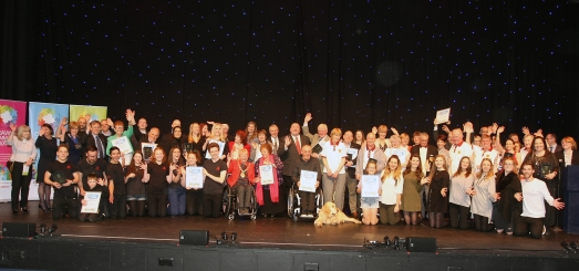 DM1617900a.jpg Crawley Community Awards 2016. Photo by Derek Martin.